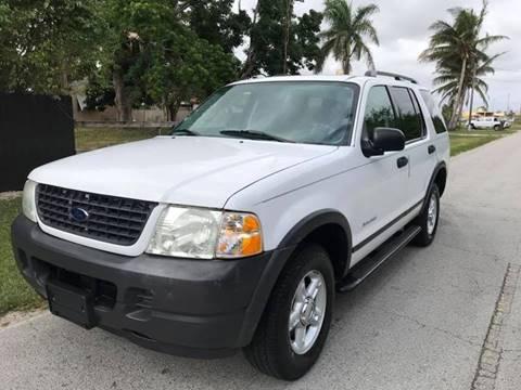 2004 Ford Explorer for sale at LA Motors Miami in Miami FL