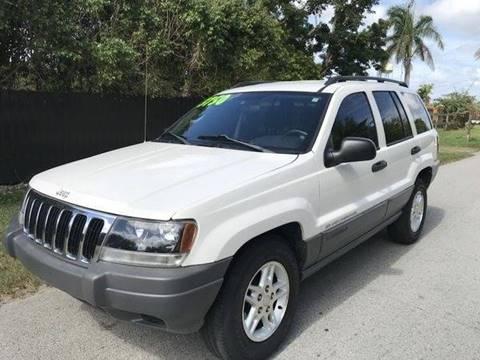 2003 Jeep Grand Cherokee for sale at LA Motors Miami in Miami FL