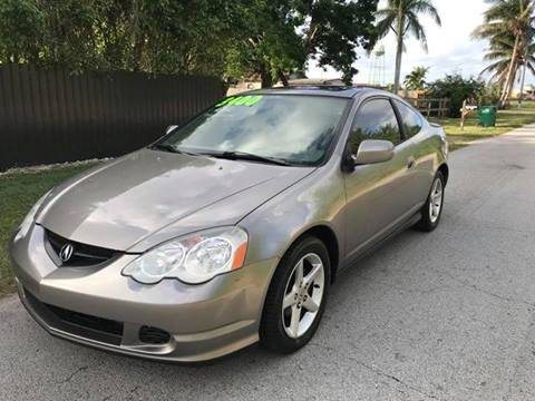2002 Acura RSX for sale at LA Motors Miami in Miami FL