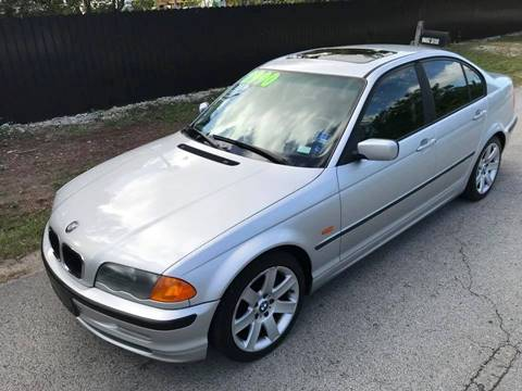2001 BMW 3 Series for sale at LA Motors Miami in Miami FL