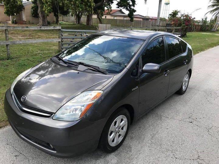 2006 Toyota Prius for sale at LA Motors Miami in Miami FL