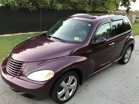 2003 Chrysler PT Cruiser for sale at LA Motors Miami in Miami FL