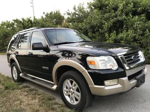 2006 Ford Explorer for sale at LA Motors Miami in Miami FL