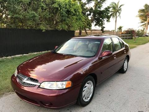 2000 Nissan Altima for sale at LA Motors Miami in Miami FL