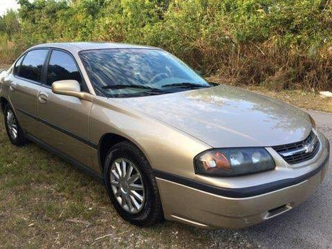 2005 Chevrolet Impala for sale at LA Motors Miami in Miami FL