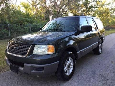 2003 Ford Expedition for sale at LA Motors Miami in Miami FL