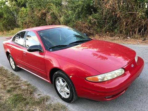 2003 Oldsmobile Alero for sale at LA Motors Miami in Miami FL