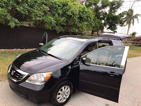 2008 Honda Odyssey for sale at LA Motors Miami in Miami FL