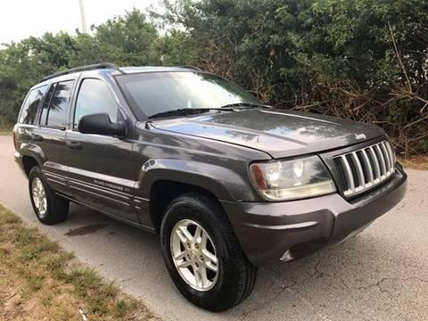 2004 Jeep Grand Cherokee for sale at LA Motors Miami in Miami FL