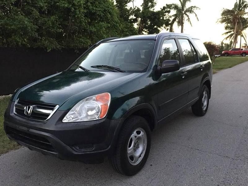 2004 Honda CR-V for sale at LA Motors Miami in Miami FL