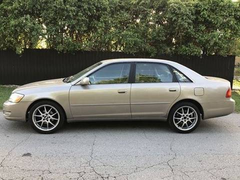 2000 Toyota Avalon for sale at LA Motors Miami in Miami FL