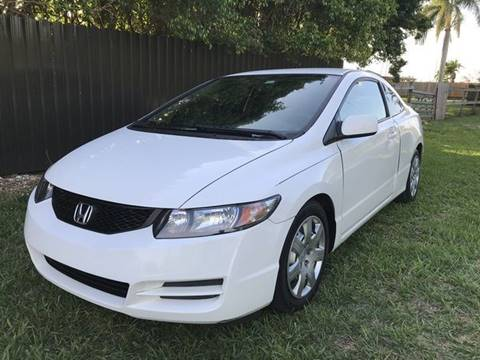 2010 Honda Civic for sale at LA Motors Miami in Miami FL