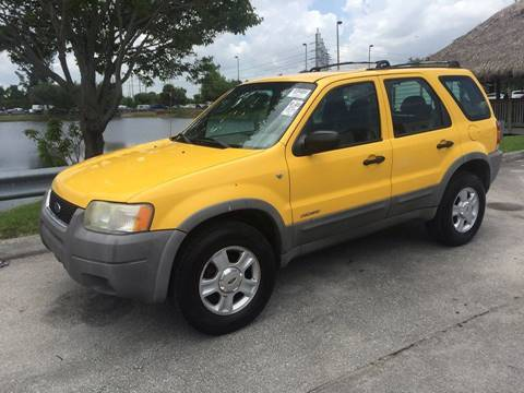 2001 Ford Escape for sale at LA Motors Miami in Miami FL
