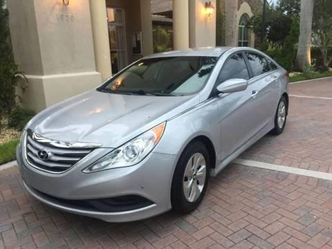 2014 Hyundai Sonata for sale at LA Motors Miami in Miami FL