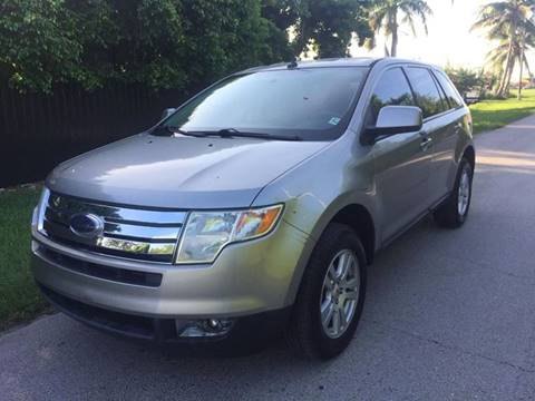 2008 Ford Edge for sale at LA Motors Miami in Miami FL
