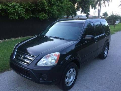 2005 Honda CR-V for sale at LA Motors Miami in Miami FL