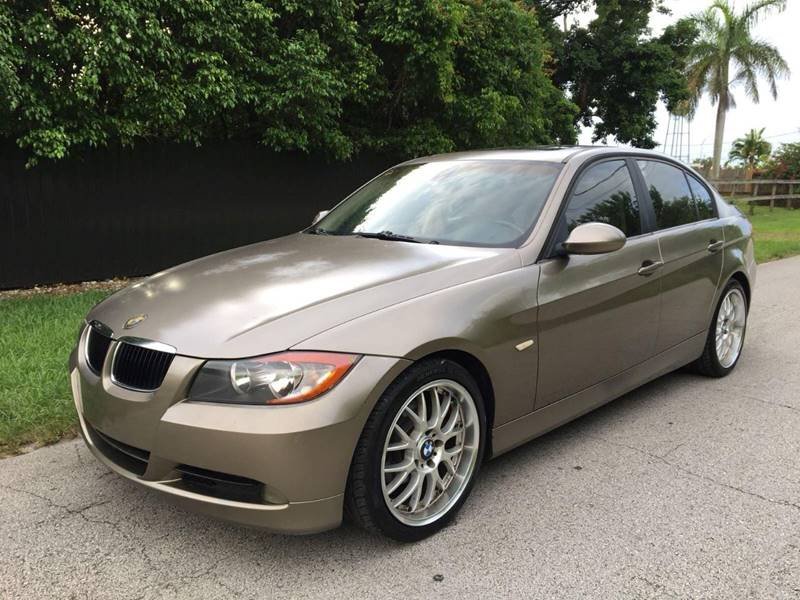 2006 BMW 3 Series for sale at LA Motors Miami in Miami FL