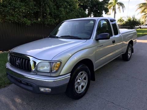 2004 Toyota Tacoma for sale at LA Motors Miami in Miami FL