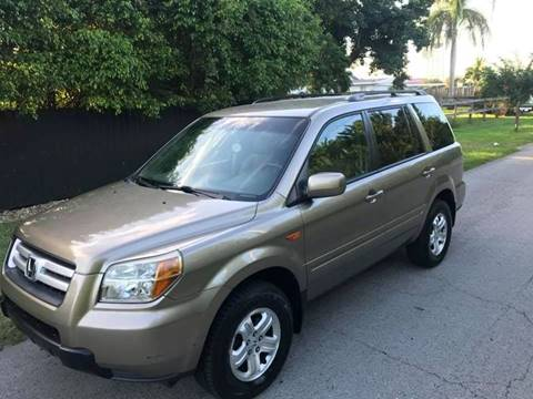 2008 Honda Pilot for sale at LA Motors Miami in Miami FL