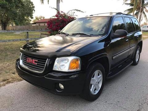 2002 GMC Envoy for sale at LA Motors Miami in Miami FL