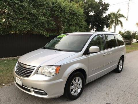2012 Chrysler Town and Country for sale at LA Motors Miami in Miami FL