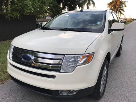 2007 Ford Edge for sale at LA Motors Miami in Miami FL