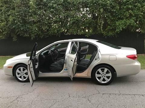 2005 Lexus ES 330 for sale at LA Motors Miami in Miami FL