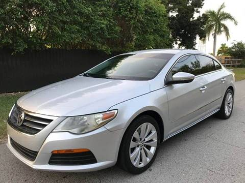 2011 Volkswagen CC for sale at LA Motors Miami in Miami FL