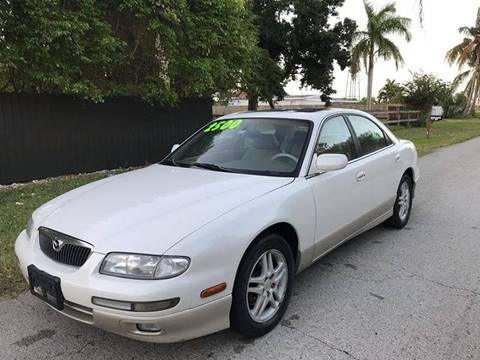 2000 Mazda Millenia for sale at LA Motors Miami in Miami FL