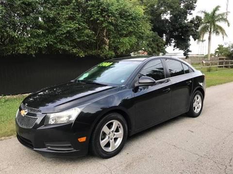 2011 Chevrolet Cruze for sale at LA Motors Miami in Miami FL