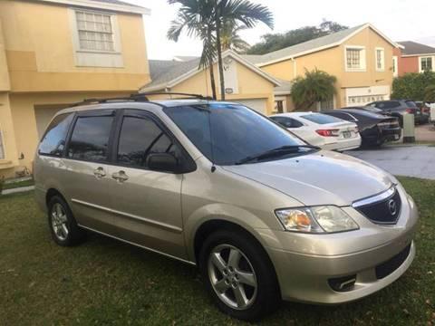 2002 Mazda MPV for sale at LA Motors Miami in Miami FL