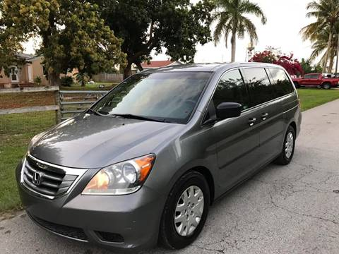 2009 Honda Odyssey for sale at LA Motors Miami in Miami FL