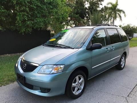 2003 Mazda MPV for sale at LA Motors Miami in Miami FL