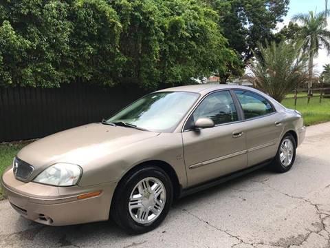 2004 Mercury Sable for sale in Miami, FL