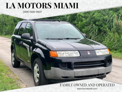 2005 Saturn Vue for sale at LA Motors Miami in Miami FL