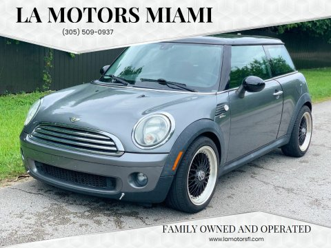 2010 MINI Cooper for sale at LA Motors Miami in Miami FL