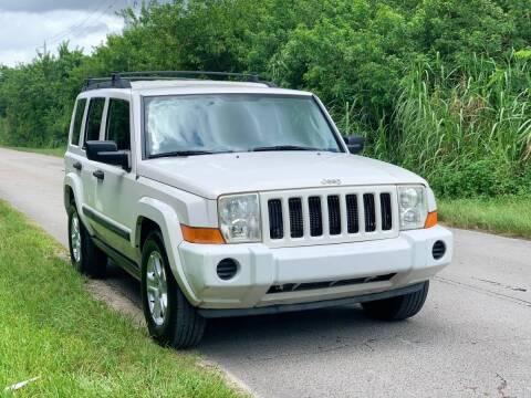2006 Jeep Commander for sale at LA Motors Miami in Miami FL