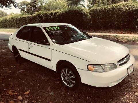 1998 Nissan Altima for sale at LA Motors Miami in Miami FL