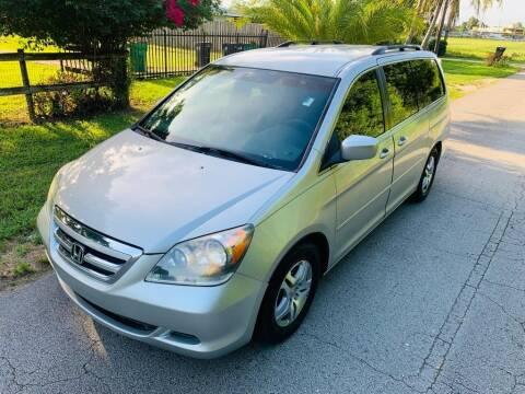 2006 Honda Odyssey for sale at LA Motors Miami in Miami FL