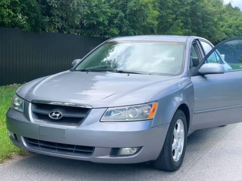 2006 Hyundai Sonata for sale at LA Motors Miami in Miami FL