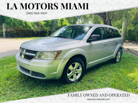 2009 Dodge Journey for sale at LA Motors Miami in Miami FL
