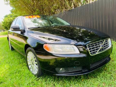 2008 Volvo S80 for sale at LA Motors Miami in Miami FL