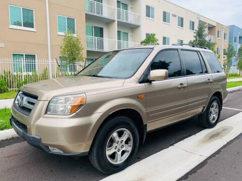 2007 Honda Pilot for sale at LA Motors Miami in Miami FL