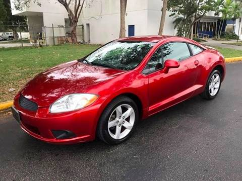2009 Mitsubishi Eclipse for sale at LA Motors Miami in Miami FL