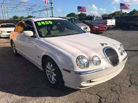 2001 Jaguar S-Type for sale at LA Motors Miami in Miami FL