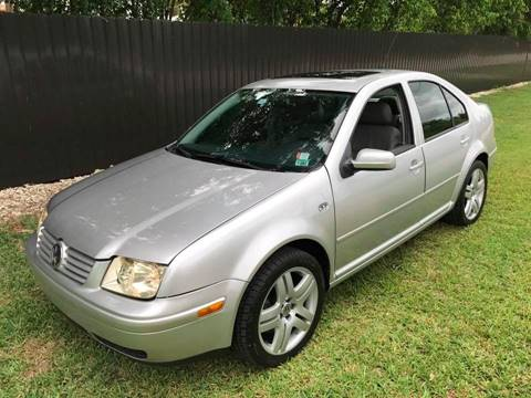 2001 Volkswagen Jetta for sale at LA Motors Miami in Miami FL