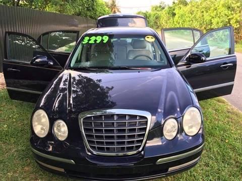 2006 Kia Amanti for sale at LA Motors Miami in Miami FL