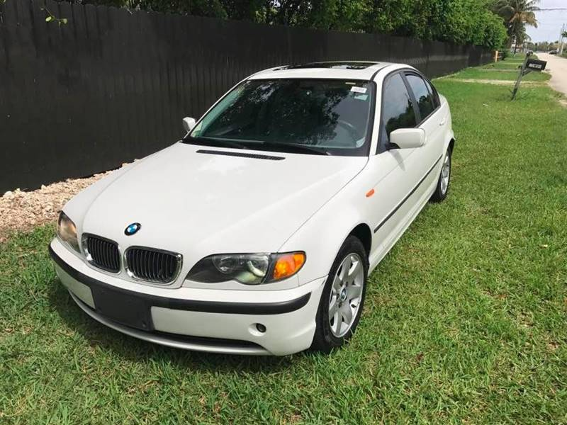 2003 BMW 3 Series for sale at LA Motors Miami in Miami FL