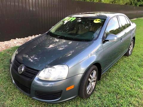 2006 Volkswagen Jetta for sale at LA Motors Miami in Miami FL