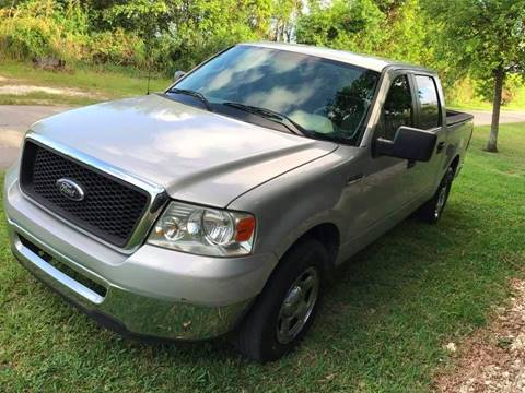 2006 Ford F-150 for sale at LA Motors Miami in Miami FL